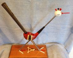 Vintage Golf Club Driver Road Runner
