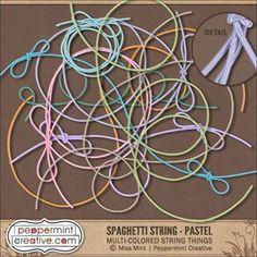Spaghetti Strings: P