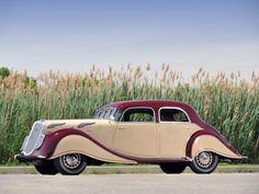 1936 Panhard Dynamic X77