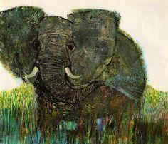 Brian Wildsmith's Wild Animals by my vintage book collection (in blog form), via Flickr