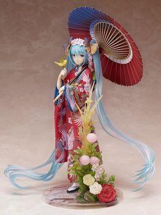 Figures_Hatsune Miku ~Hanairogoromo~1/8th Scale Figure Character Vocal Series 01: Hatsune Miku