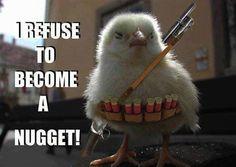 Rebel Chick