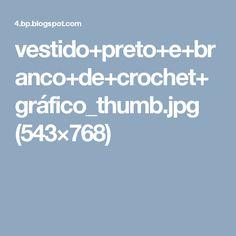 vestido+preto+e+branco+de+crochet+gráfico_thumb.jpg (543×768)