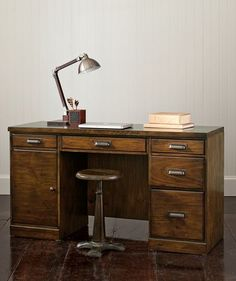 Desk for sewing
