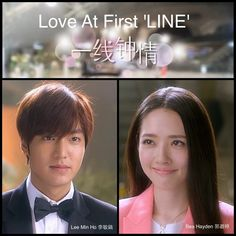 Lee Min Ho Love At First LINE - HD Full Episodes (part 1-3) with Eng/Chi...