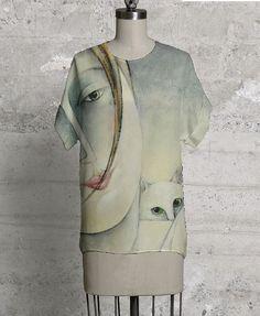 ART to wear selfie Wearable Art, Modern Art, Military Jacket, Selfie, Blouse, How To Wear, Jackets, Paintings, Tops