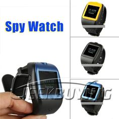 Stylish 1.5 Inch LCD Digital Wrist Watch Style Hidden Spy Camera DVR Camcorder with Speaker http://www.geekbuying.com/item/Stylish-1-5-Inch-LCD-Digital-Wrist-Watch-Style-Hidden-Spy-Camera-DVR-Camcorder--with-Speaker-301088.html