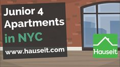 What Is a Junior 4 Apartment in NYC? The meaning of Junior 4 in NYC Real Estate (2018)