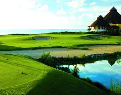 #Golf #RivieraMaya