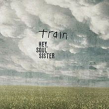 "April 9th, 2013: ""Hey, Soul Sister"" is a song by the American rock band Train, written by lead singer Patrick Monahan, Amund Bjørklund, and Espen Lind. It was released in 2009 as the lead single from the band's fifth studio album, Save Me, San Francisco."