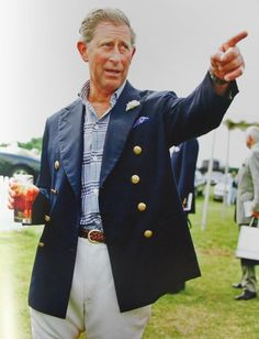 The queue for ascendancy starts here young man!~ HRH the Prince of Wales