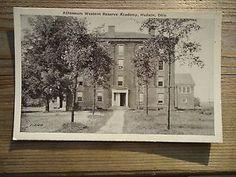 Vintage Postcard Atheneum Western Reserve Academy Hudson Ohio | eBay