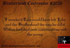 BDB Confession #2026