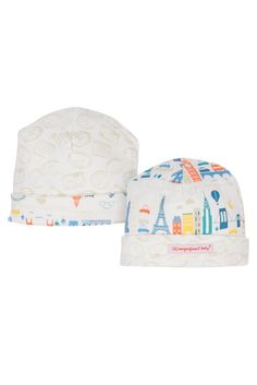 Magnificent Baby Reversible Baby Boy Cap in World Cities. Please use coupon code NewProducts to receive 15% off these items. To receive the discount, please place your order by midnight Monday, April 20, 2015