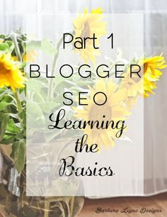 Blogger Tutorial: Boost Your SEO Right Now!