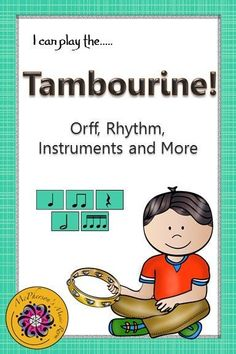 Fun elementary music lesson plan to address rhythm and instruments with multiple grade levels! Orff arrangement and engaging activities.