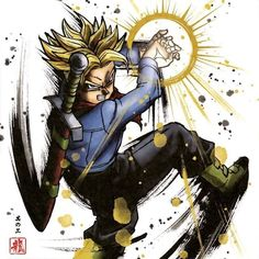Trunks canon garrick