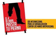 Día Internacional de información sobre el peligro de las minas #biblioteques_UVEG