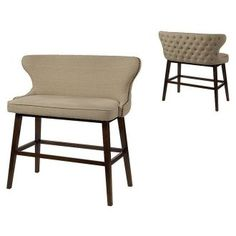 Image result for Dual Seat Counter Height Bench