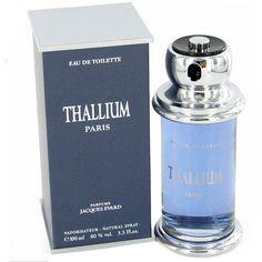 Thallium 3.3 oz EDT for men