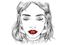 Un #SanValentín ilustrado © Sara Herranz