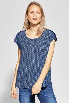 Ab ins Blaue: Cool Lagoon Blue Blue Lagoon, Abs, V Neck, Cool Stuff, Shirts, Products, Fashion, Blue, Moda