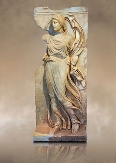 Roman relief sculpture, Aphrodisias, Turkey, Images of Roman art bas reliefs from the mauseleum of Julius Zoilus.