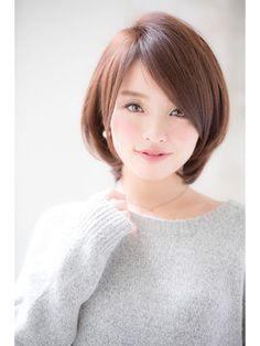 彼女にしてほしい♡可愛い髪型♡バッサリショートヘア・ボブ【ヘアカタログ】 - NAVER まとめ