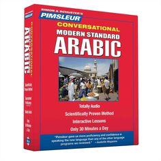 Pimsleur Conversational Modern Standard Arabic