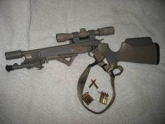 Weapons Guns, Guns And Ammo, Survival Rifle, Rifle Stock, Hunting Guns, Concept Weapons, Military Guns, Cool Guns, Assault Rifle