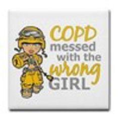 combat_girl_copd_tile_coaster