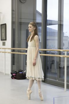 All sizes | Anna Rose O'Sullivan in rehearsal for The Nutcracker, The Royal Ballet © 2015 ROH. Photograph by Andrej Uspenski | Flickr - Photo Sharing!