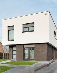 Deze architect kreeg carte blanche van de bouwheer foto nieuwbouw for Moderne huis foto