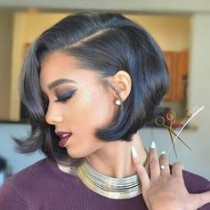 17 Best ideas about African American Hairstyles on Pinterest