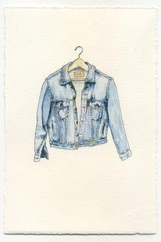 Denim jacket classic