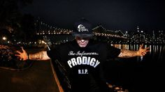 The Infamous... Prodigy (Mobb Deep) R.I.P. T-Shirts On Sale!!!