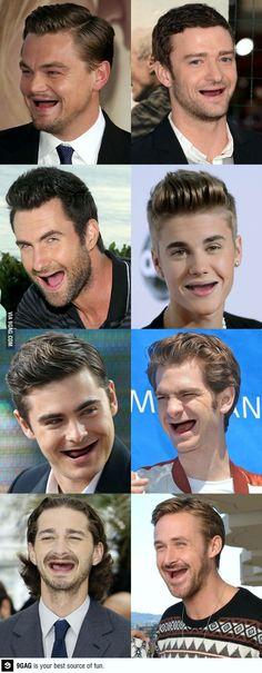 Les sans dents :D