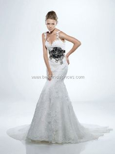 The front of  wedding dress! #enzoani -style diana