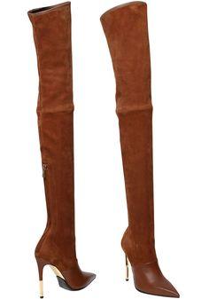 Balmain Amazone stretch boots