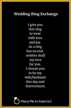 Secular,Wedding Ring Exchange Scripts and PDF's - WEDDING CEREMONY PRO You are in the right place about wedding ceremony entrance Here we offer you the most beautiful pictures about the Wedding Script, Wedding Quotes, Simple Wedding Ceremony Script, Wedding Band, Wedding Ceremony Outline, Wedding Officiant Script, Wedding Knot, Ruby Wedding, Wedding Jewelry