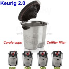 top quality carafe keurig kcup golden k cup coffee filter golden stainless steel coffee pressgolden coffee filter mesh buy golden k cup coffee filter