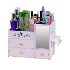 70 Best Acrylic Storage Images Makeup Organization Makeup Storage Storage