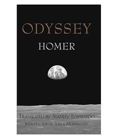 """The Odyssey, by Homer   """"For me, The Odyssey is the ultimate beach read. As I read it by the ocean in Australia, the story really came to life: I could see the water, feel the sun, hear the waves that wafted Odysseus onward in his journey to meet his destiny."""""""