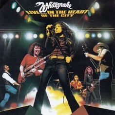 Whitesnake, Live... In the Heart of the City (1980): Scoring live albums is a bit different than scoring a studio album, but mostly like scoring a compilation. Unless there is a song on here that hasn't appeared on a different 'Snake album, the songs get rated the same as they do on the album. This one does really well, scoring a 4.07, and it's a great and fulfilling live effort on top of that score. Fun album. 8/18/16