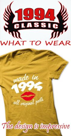 Ladies Made in 1994