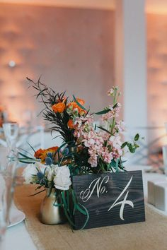 Sweet and Colourful Wedding with Gorgeous Florals