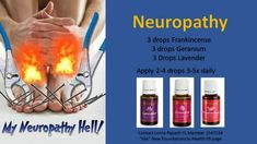 Young Living Essential Oils: Neuropathy Add Roman Chamomile?