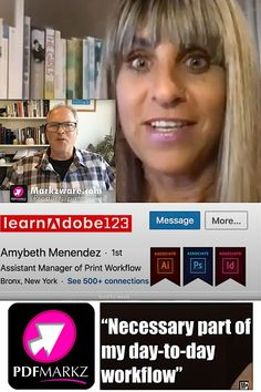 PDF to InDesign macOS App Boosts Adobe & DTP File Productivity! Read Markzware PDFMarkz customer testimonials & see testimonial video! #PDF_to_InDesign #PDF_to_IDML #PDF_to_Adobe Desktop Publishing, Productivity, Adobe, Management, Pdf, Messages, Cob Loaf, Text Posts