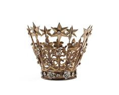 find a crown cake topper for your wedding cake by TheQueenofCrowns Gold Crown Cake Topper, Crown Decor, Crown Photos, Metal Crown, Circular Mirror, Festival Decorations, Christmas Decorations, Christmas Tree, Queen