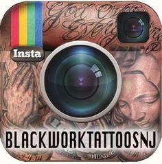 Blackwork Tattoo Studio located in Northern Jersey. FOLLOW US !! #tattoos #tattoo #ink #inked #blackworktattoosnj